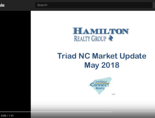 A HOT MARKET in The Triad This Spring!
