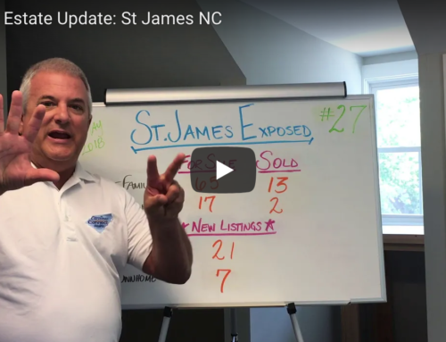 May 2018: Real Estate News in St. James, NC