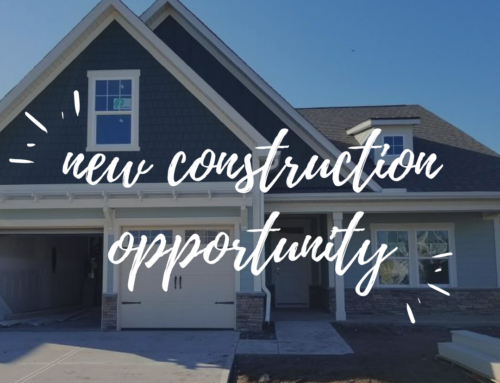 A New Construction Opportunity