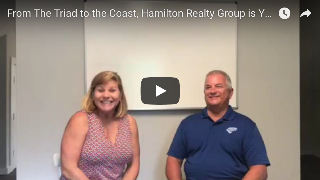 From The Triad To the Coast: We're YOUR North Carolina Real Estate Experts!