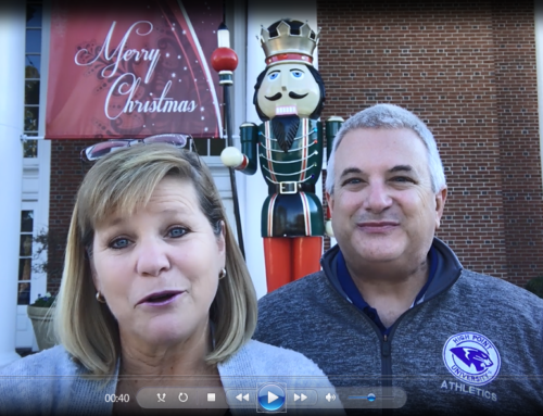 A Holiday Message from Jack & Dana