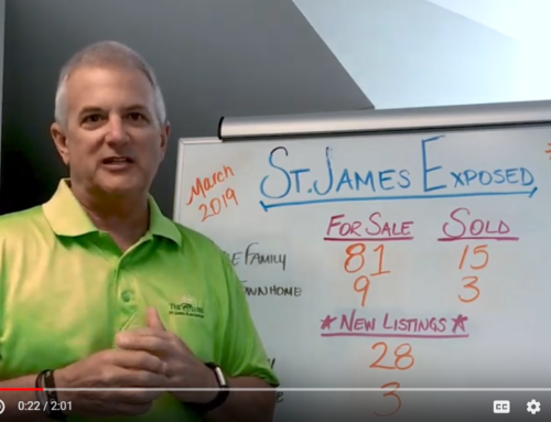 MARCH 2019 UPDATE – St. James Exposed – Episode 36