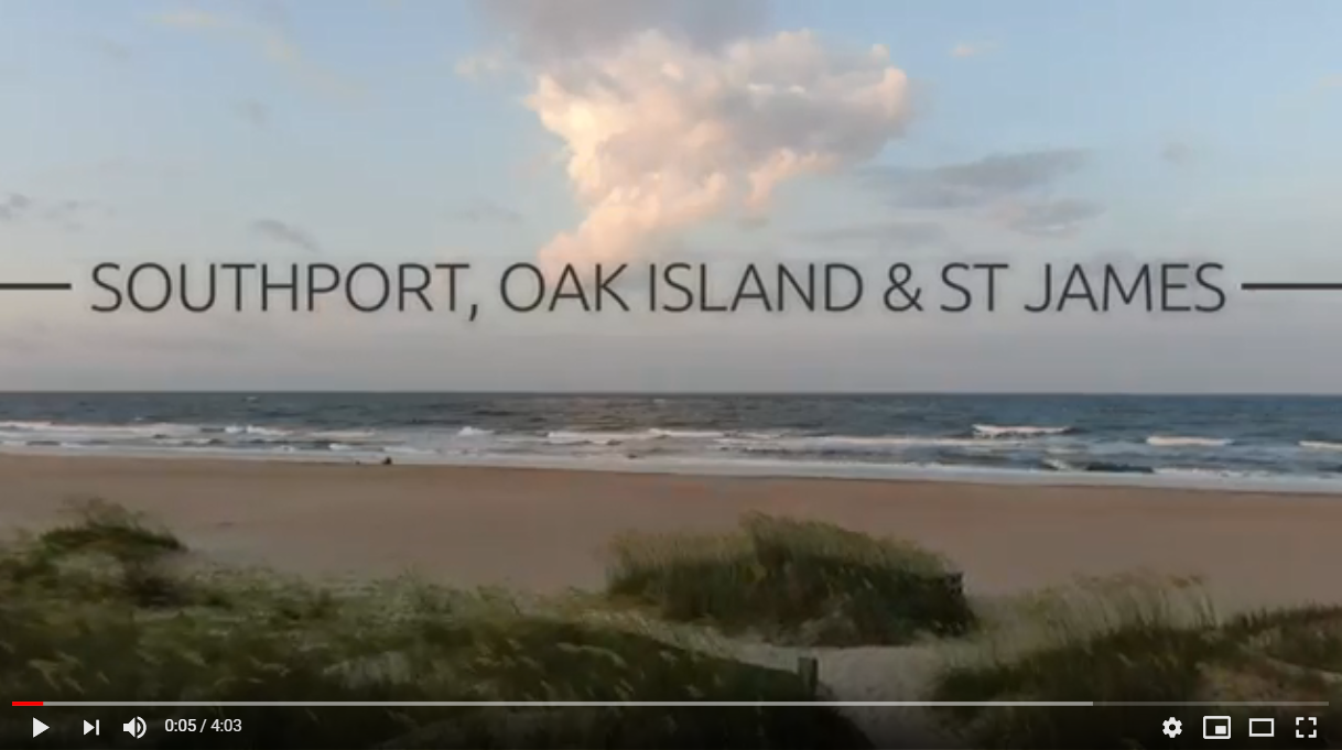 Explore Southport, Oak Island and St. James Plantation with Hamilton Realty Group as Your Guide