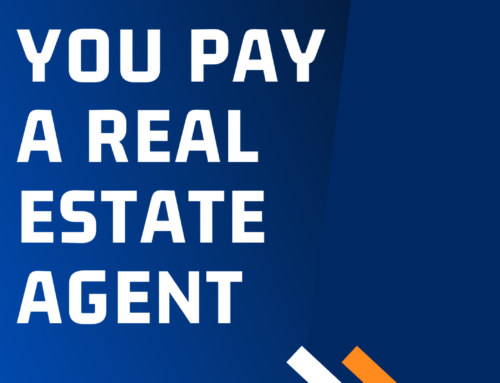 3 Reasons Why You Pay A Real Estate Agent