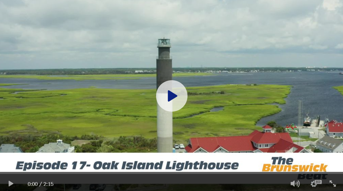 The Brunswick Beat — EPISODE 17 — The Oak Island Lighthouse