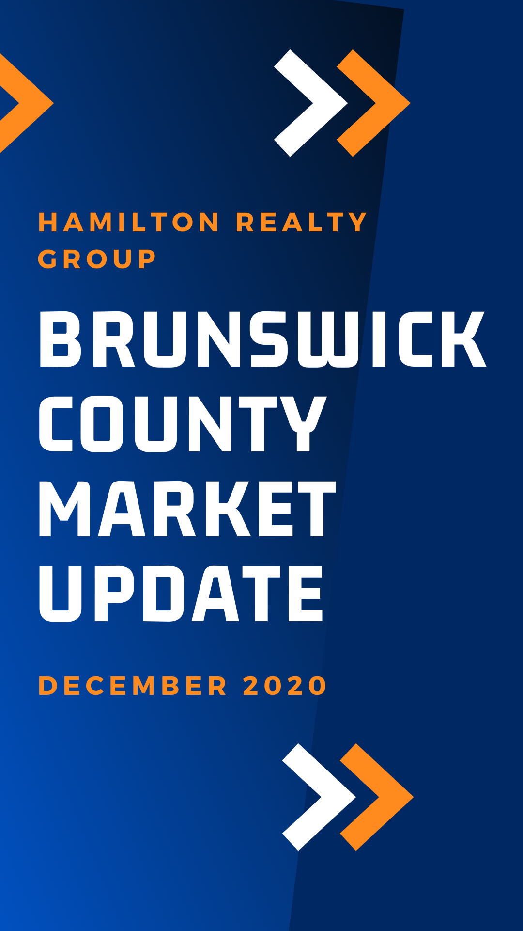 DECEMBER 2020: Brunswick County Market Update