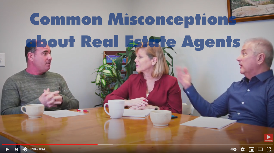 Common Misconceptions about Real Estate Agents