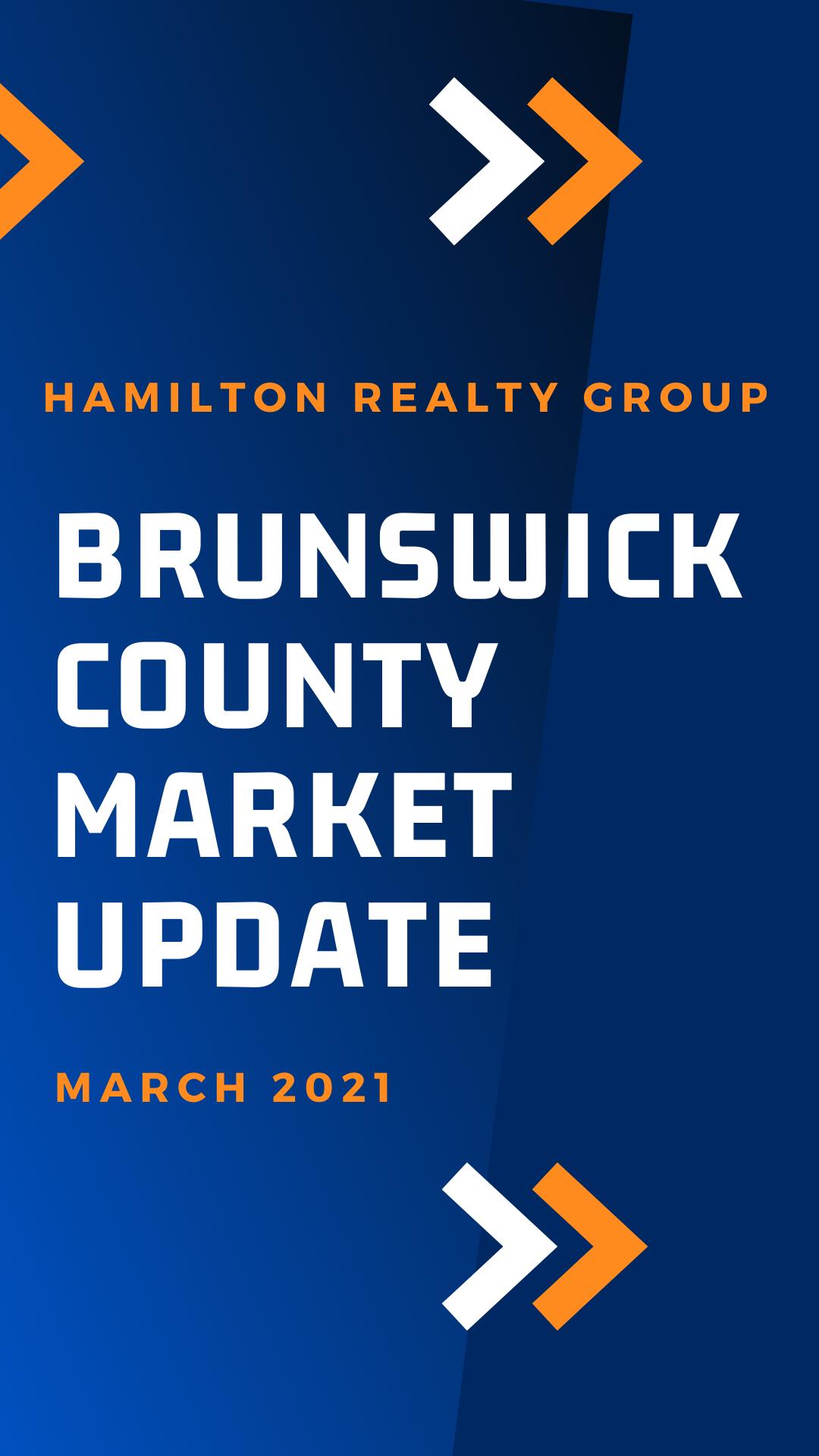 MARCH 2021: Brunswick County Market Update